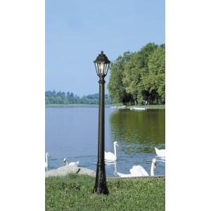 Lampadaire extérieur parc