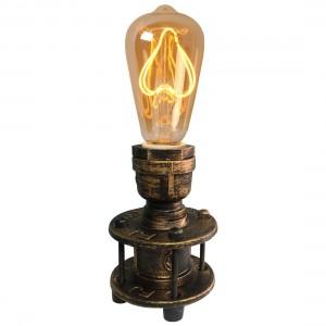 """Lampe de table """"Bronce"""" E27"""
