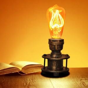 Lampe de table décorative