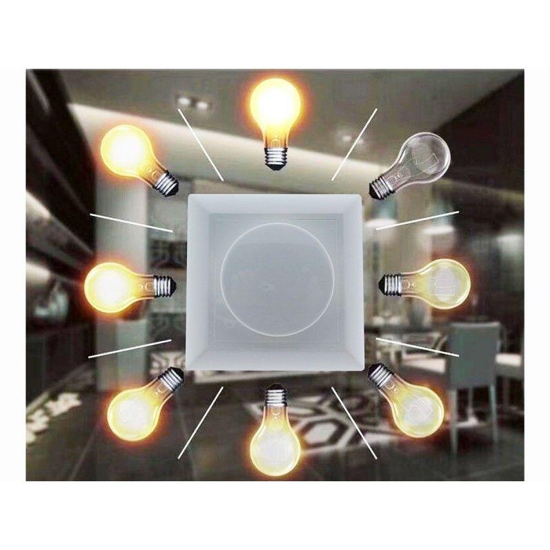 Bombilla Dicroica LED color Verde 5W