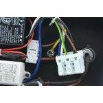Tira LED a 24V-DC 100W IP20 Azul