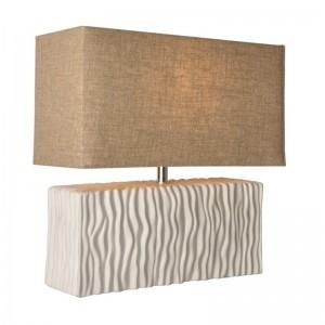"Lampe de table céramique ""Marta"" E27"