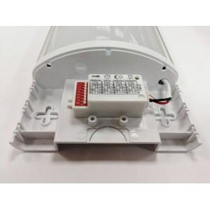 Linéaire LED 120cm 40W CCT avec capteur de mouvement