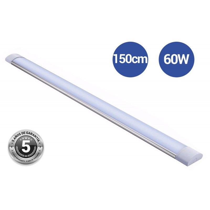 Linéaire LED 150cm 60W CCT avec capteur de mouvement