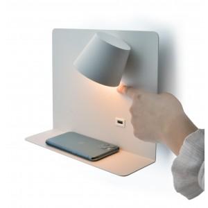 Applique LED orientable 6W...