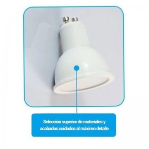 Ampoule GU10 LED 6W Dimmable