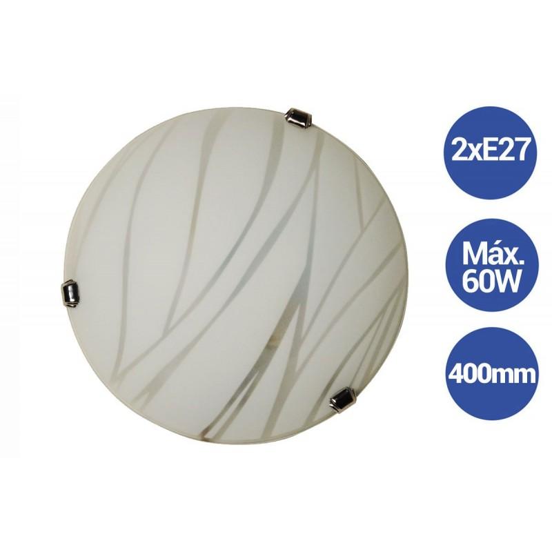 Tapa lateral para perfil 23x15mm con agujero (BPERF23X15)