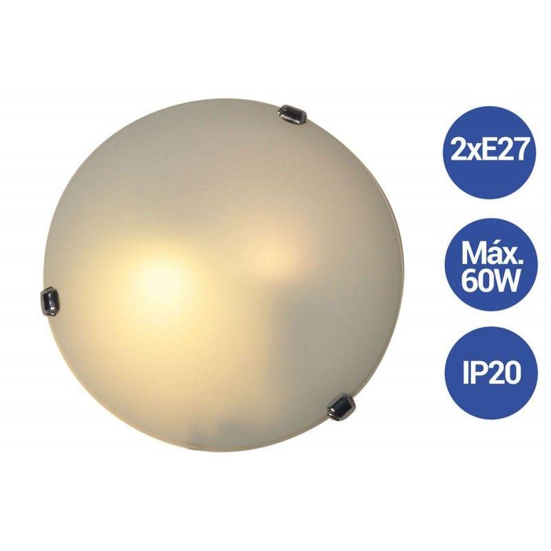 Downlight LED extraplano circular 12W