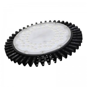 Cloche industrielle LED slim type UFO 100W
