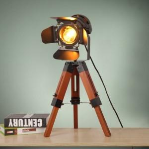 mini lampe sur pieds cinéma