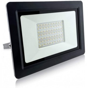 Projecteur LED 100W IP65 ultra plat
