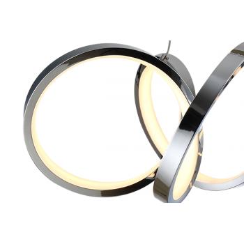 Lampe pour ampoule PAR 30 avec base monophasé