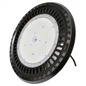 CLOCHE INDUSTRIELLE LED SLIM UFO 200W HAUT RENDEMENT 130LM / W PUCE SAMSUNG SMD2835 5000K