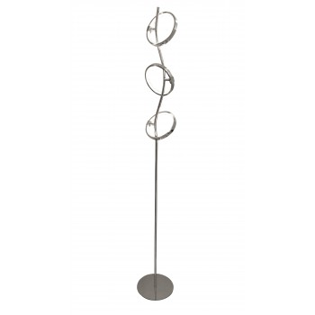 """Lampe sur pied LED 15W """"Garland"""" Gamme Hollywood"""