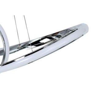 "Suspension LED modulable 34 W ""Loren"" Gamme Hollywood"