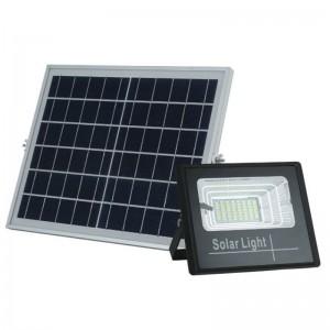 Projecteur solaire 60W avec télécommande