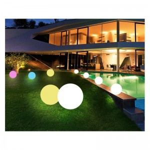 Spot encastrable de sol IP67 Ø60x29,5mm 0,5W, Blanc Chaud