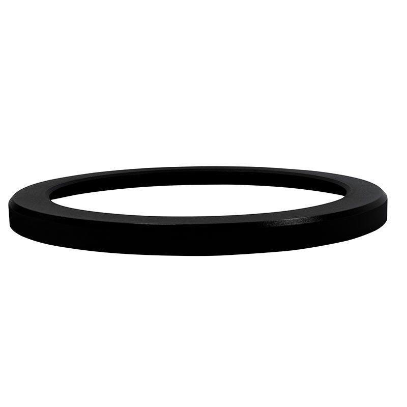 Cadre noir pour plafonnier LED universel 18 W B1293-S-CCT