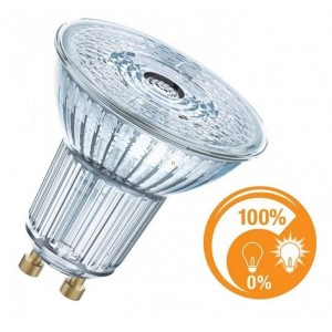 Ampoule LED GU10 8W OSRAM PARATHOM DIM PAR Regulable 36º