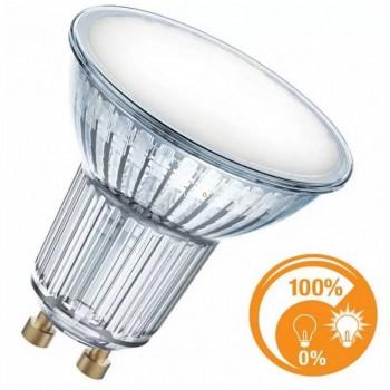 Ampoule LED GU10 8W 120º dimmable Osram Parathom DIM PAR16