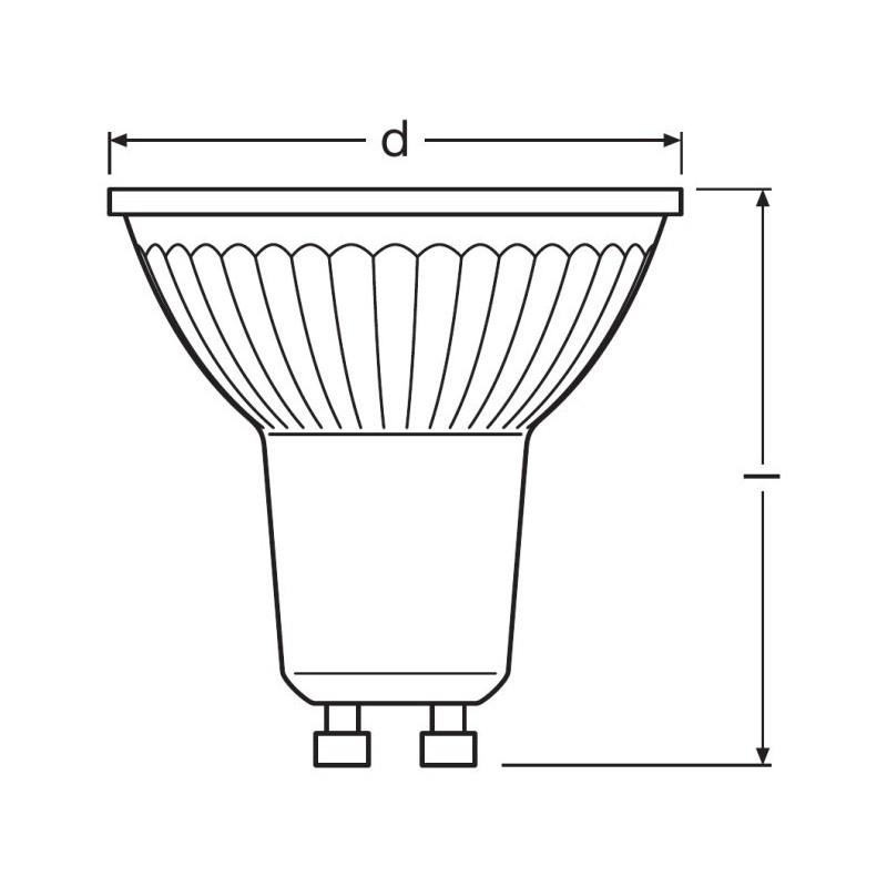 Adaptateur pour ampoules LED E27 vers G24