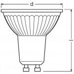 Adaptador para bombillas G24 a E27