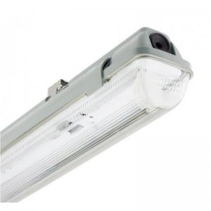 Boîtier étanche IP65 pour tube LED 60cm