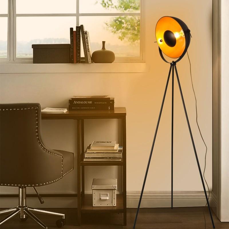 Bombilla LED de Filamento Vintage ST30 4W gold
