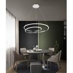 Caja de 20 Downlight LED extraplano circular 18W