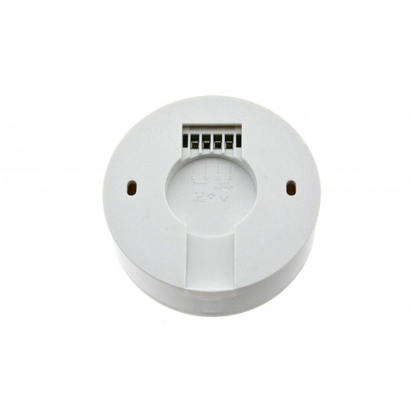 Tapa lateral para perfil 17x15mm sin agujero (BPERF17X15)