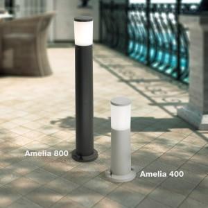 """Lampadaire extérieur """"Amelia 800"""" 6W E27 IP55"""