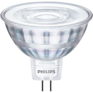 Ampoule LED GU5.3 MR16 5W 36º 345lm - Corepro LEDspot Philips
