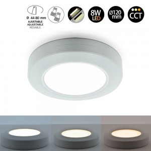 Spot LED 16W multifonctions CCT