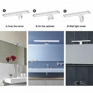 """Applique LED miroir salle de bain """"Line"""" 8W"""