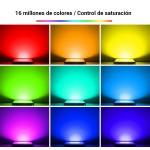 Panneau LED 120x30cm 36W + Kit de superficie