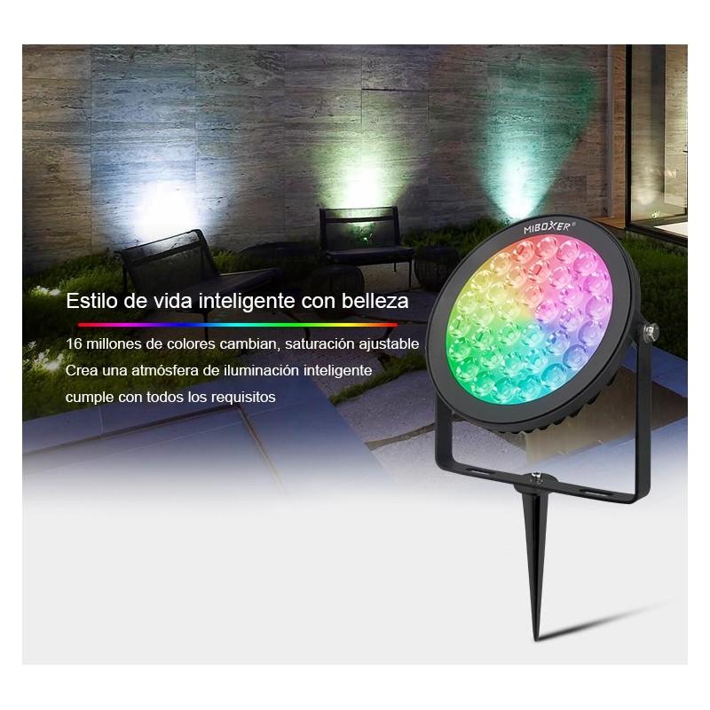 Luminaria lineal LED 20W 60cm