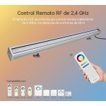 PANEL LED 1200X300MM 45W SMD2835 230V-AC MARCO BLANCO ÁNGULO 160º
