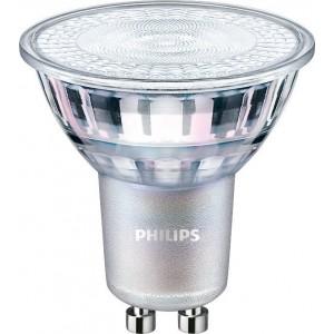 Ampoule LED GU10 7W 60º 670lm 3000K - Corepro LEDspot Philips