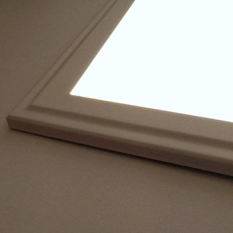 Panneau LED encastrable 60x60 cm 42W Slim (Ultra-plat)