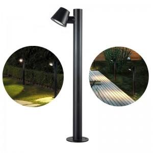 Lampadaire extérieur 100cm GU10 IP44