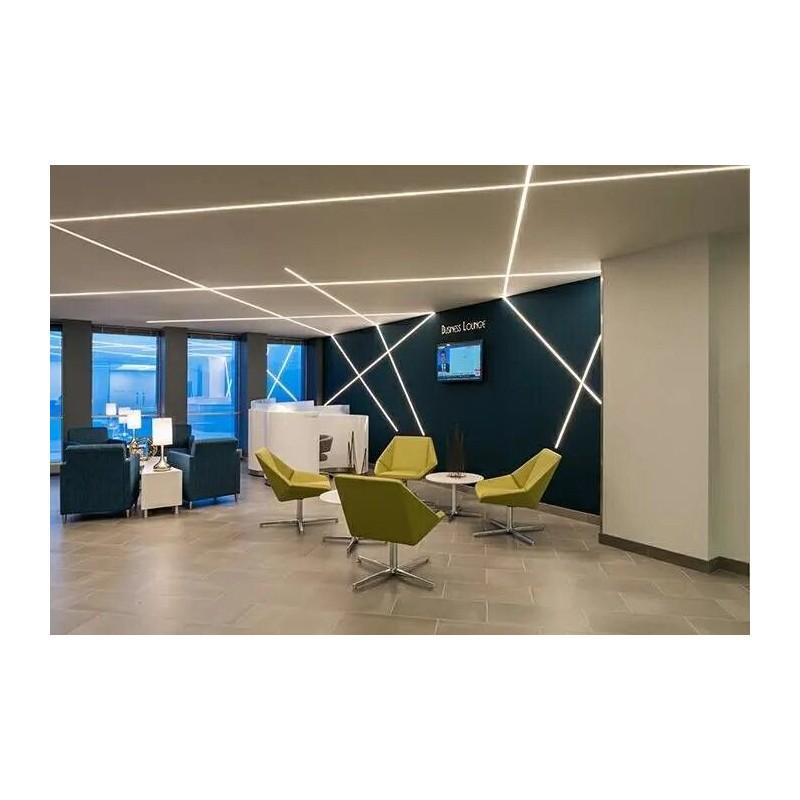 Luminaire LED étanche IP65 48W 150 cm