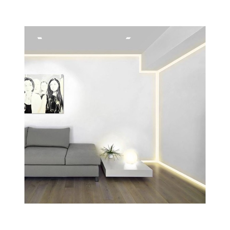 Linéaire LED étanche IP65 18W 60cm Blanc Froid