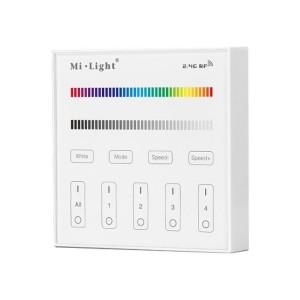 Télécommande 4 zones RGB et RGBW | Mi Light