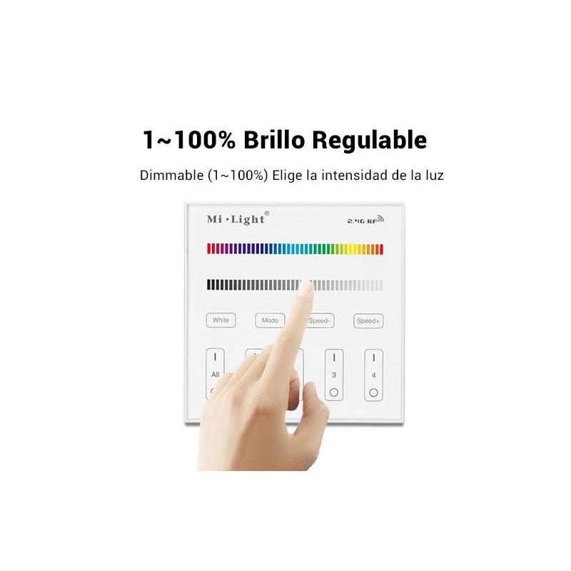 Boîte de 10 ampoules LED de couleurs