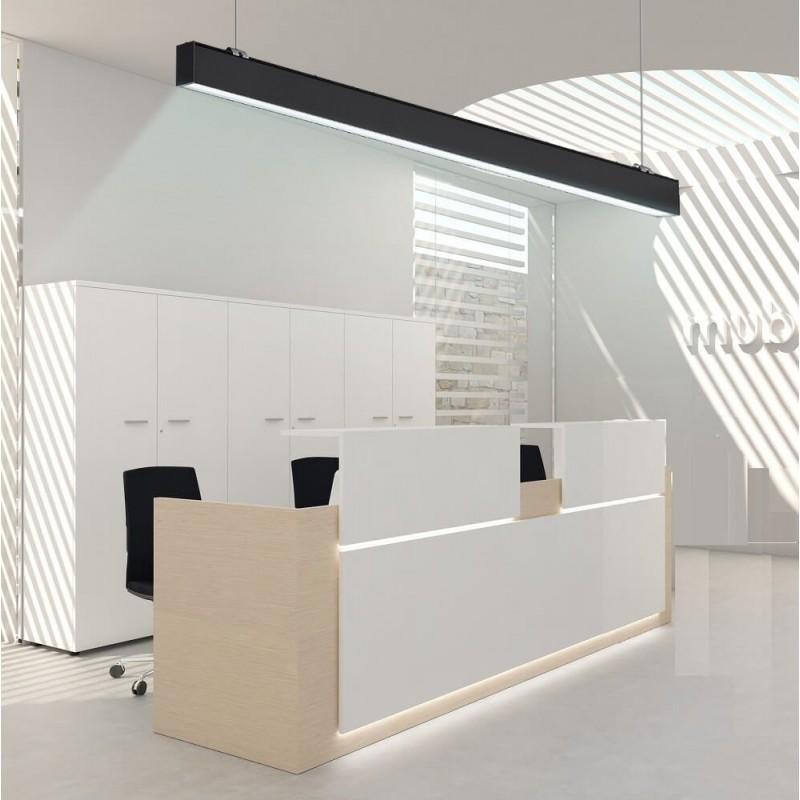Plafonnier LED de Surface Rond 36W