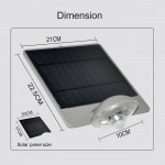 Câble en silicone pour Néon Flex LED 24V-DC