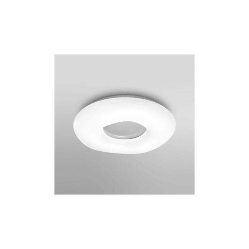 Cardan Aluminium pour deux ampoules QR111 LED Basculable