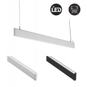 Linéaire LED CCT slim tuneable 40W 120cm