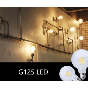 Ampoule décorative vintage LED