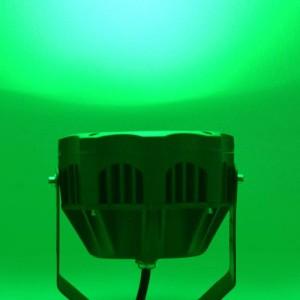 PROJECTEUR LED RGB DE SOL Extérieur 18W